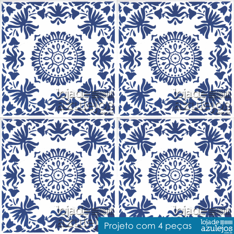 Azulejo retr re06 loja de azulejos for Azulejos ceramicos