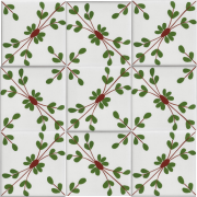 Azulejo 10.x10.8cm - Tipo Português - APORT01- Peça