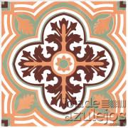 Azulejo 15.4x15.4 - Português PORT 45-Unitário