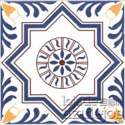 Azulejo 15.4x15.4 - Português PORT 58-Unitário