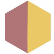 Ladrilho Hidráulico Hexagonal - H2