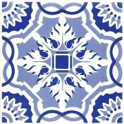 Azulejo 15.4x15.4 - Retrô RE05 - Unitário