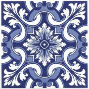 Azulejo 15.4x15.4 -  Português 166