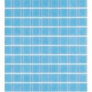 Pastilha Azul Claro 2x2cm