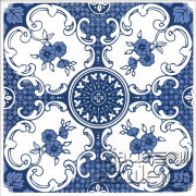 Azulejo 15.4x15.4 - Retro RE04-Unitário