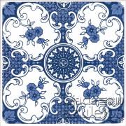 Azulejo 15.4x15.4 - Retro RE04-Unitário