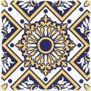 Azulejo Colonial 163