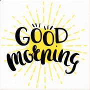 Azulejo GOOD MORNING - LINHA MOSAICO