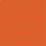 azulejo laranja liso l1