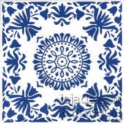 Azulejo 15.4x15.4 - Linha Português AP02 -Unitário