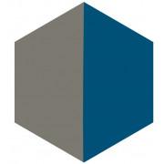 Ladrilho Hidráulico Hexagonal - H4