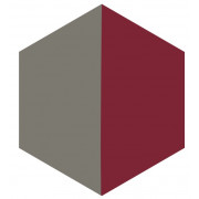 Ladrilho Hidráulico Hexagonal - H5