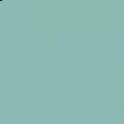 Ladrilho Hidráulico Liso- Turquesa 20x20 - M²
