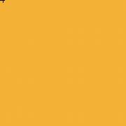 Ladrilho Hidráulico Liso Amarelo M102 20x20 - M²