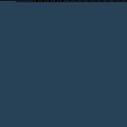 Ladrilho Hidráulico Liso Azul B32 20x20 - M²
