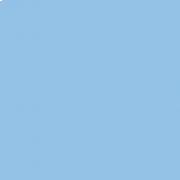 Ladrilho Hidráulico Liso Azul B34 20x20 - M²
