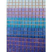 Pastilhas pigmentada - mix de azuis- 2x2 - 225 un