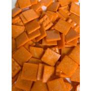 Pastilhas Pigmentada Laranja - 2x2 - 225 un
