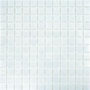 Pastilha de Vidro Branca Lisa 2x2 -225 un