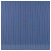 Piso cerâmico porto ferreira 42x42 listrado azul e branco