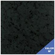 Piso cerâmico Portobello 29.5x29.5 - verde e preto 62