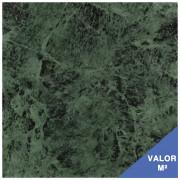 Piso cerâmico Portobello 29.5x29.5 -verde e preto 65