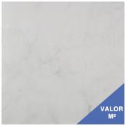 Piso Cerâmico Portobello 29.5x29.5 Branco e Cinza -83